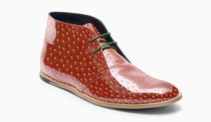 Strawberry Shoes - Anton Repponen