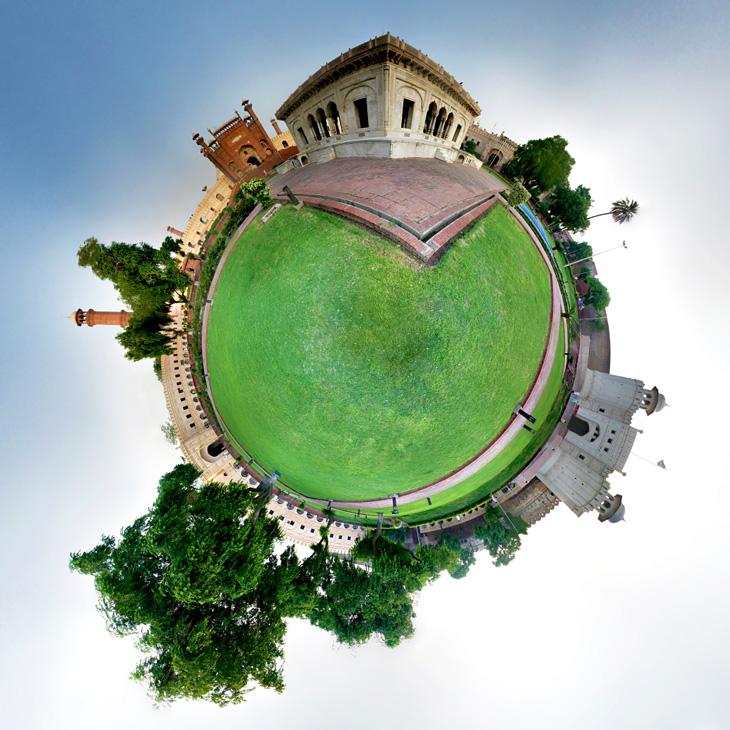 Hazuri Bagh, Lahore Fort, Lahore - حضوری باغ, شاهی قلعہ, لاهور
