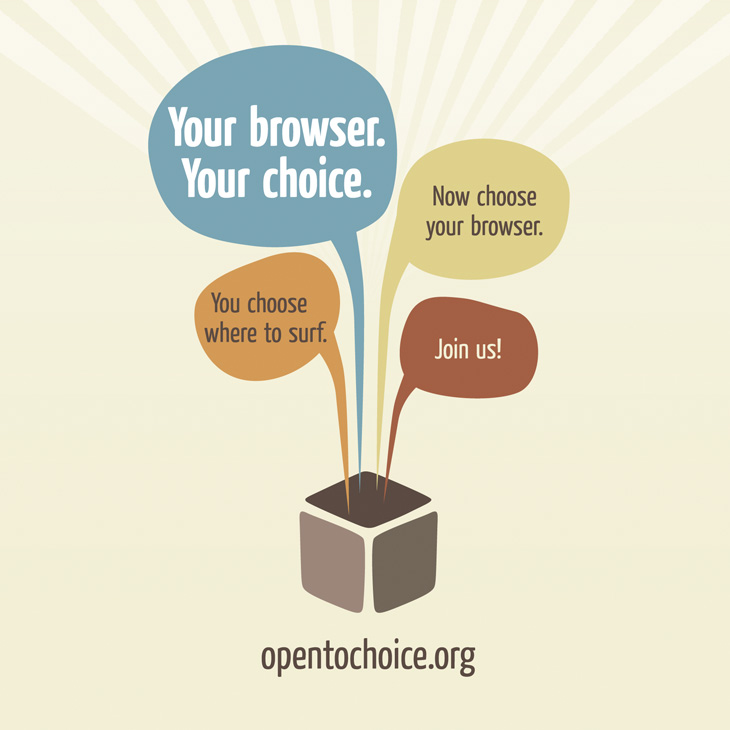 Browser choice matters by pentochoice.org