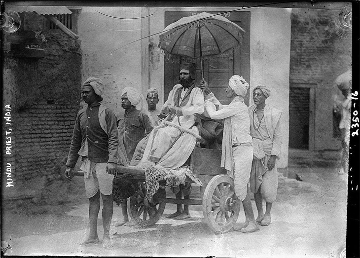 Hindu Priest - India