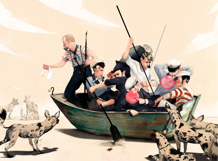 The Ship of Fools